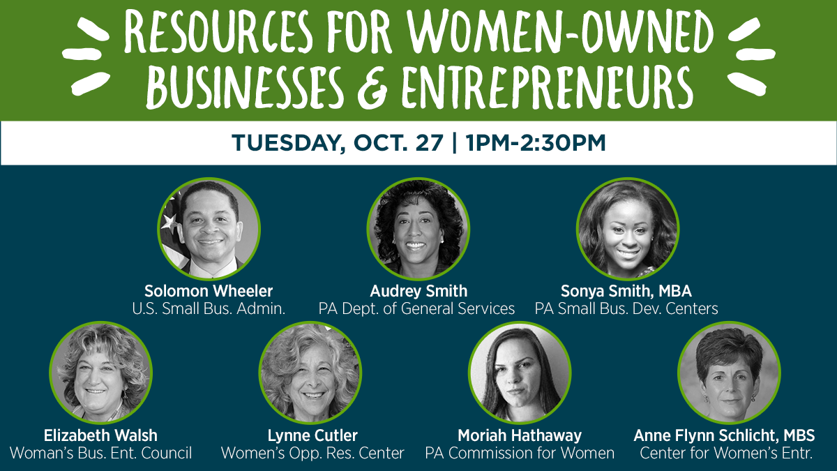 Women Resources Webinar