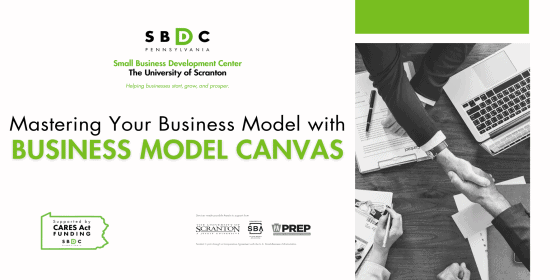 Mastering Your Business Model with Business Model Canvas