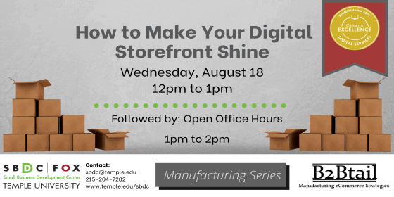 How to Make Your Digital Storefront Shine