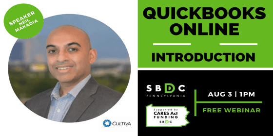 QuickBooks Online Introduction