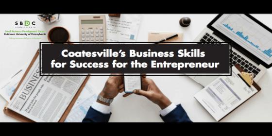 Coatesville's Business Skills for Success for the Entrepreneur