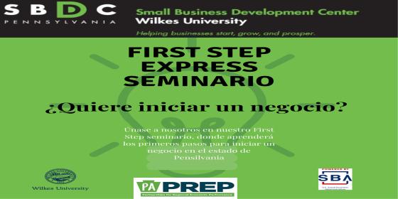 First Step Express Seminaro