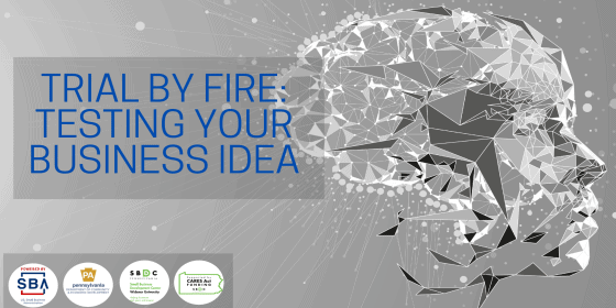 Trial by Fire: Testing Your Business Idea