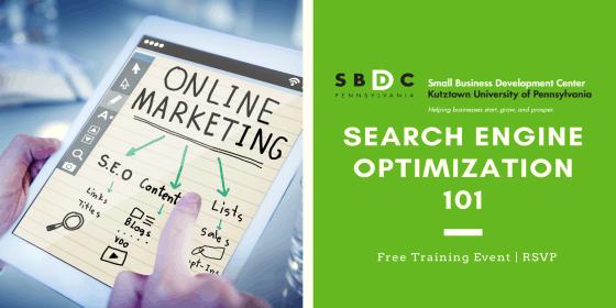 Search Engine Optimization 101
