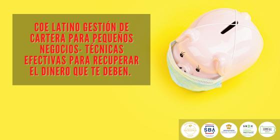 COE Latino Gestión de Cartera Para pequeños Negocios