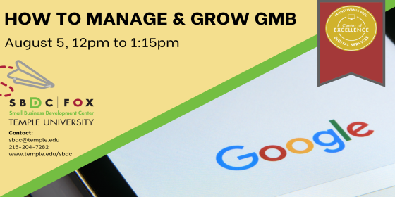 How to Manage and Grow Google My Business