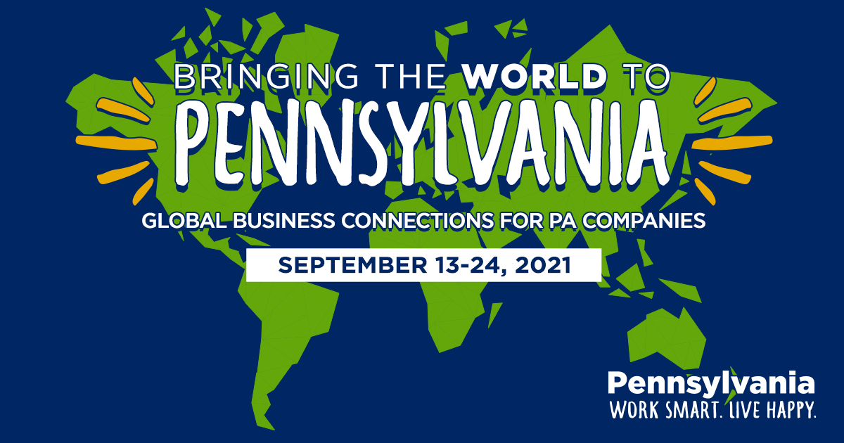 2021 Bringing the World to PA