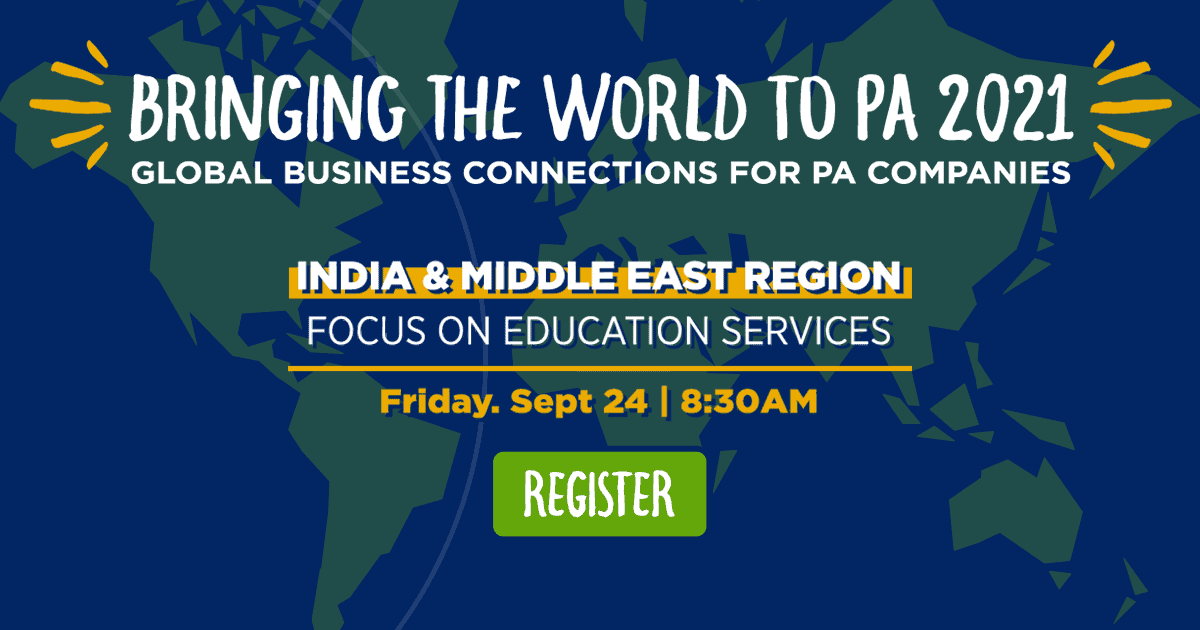 India & Middle East Region: Focus on Education Services