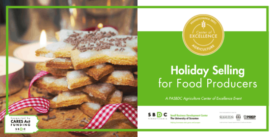 Holiday Selling for Food Producers