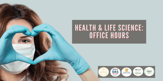 COE Health and Life Science: Office Hours