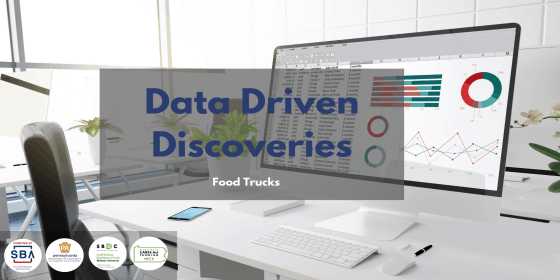 Data Driven Discoveries