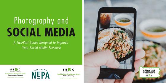 Photography & Social Media: 5 Ways to Improve Your Social Media Presence