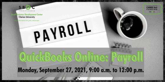 QuickBooks Online: Payroll