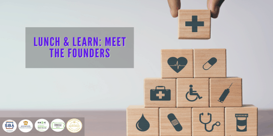 COE Health & Life Science: Meet the Founders Lunch & Learn